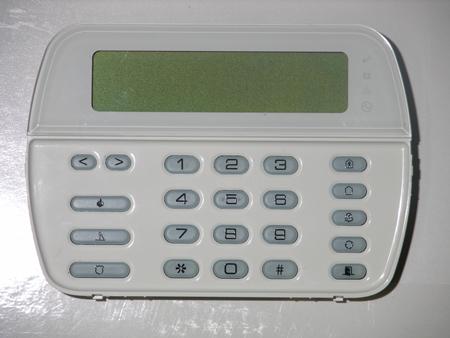 Moose 711 Keypad